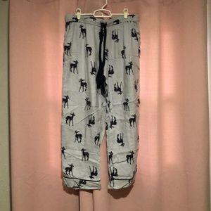 Aerie size large pajama pants